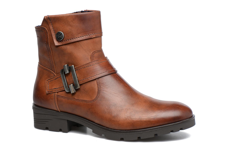 Bottines et boots Dorking Nala 7189 Marron vue détail/paire