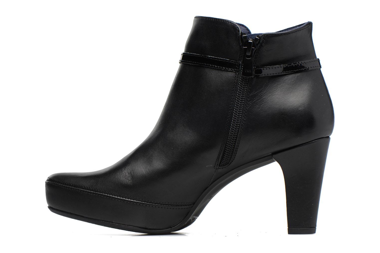 Bottines et boots Dorking Blesa 7290 Noir vue face