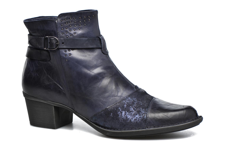 Bottines et boots Dorking Dalma 7371 Bleu vue détail/paire