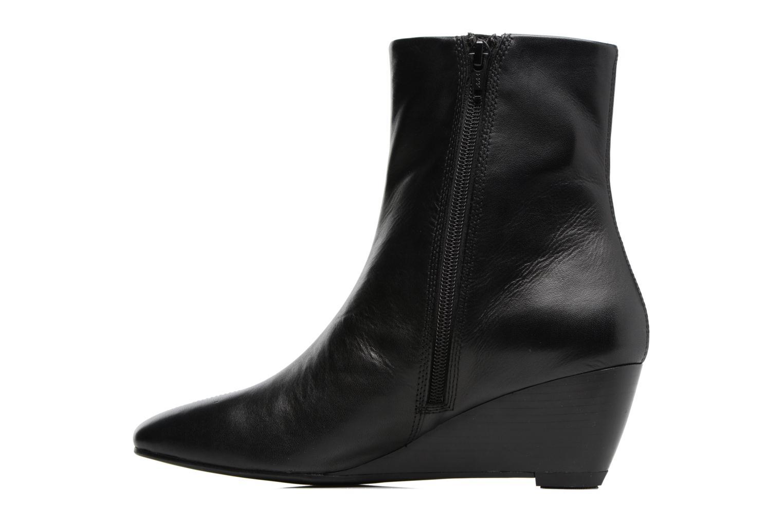 Ankle boots Vagabond Bibi 4415-101 Black front view