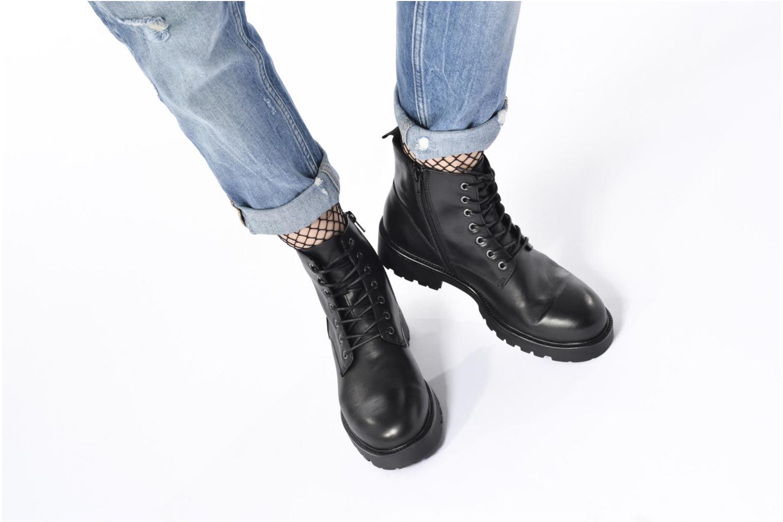 Bottines et boots Vagabond Kenova 4441-601 Noir vue bas / vue portée sac