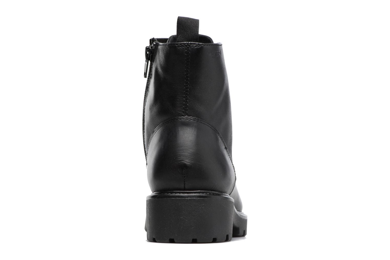 Bottines et boots Vagabond Kenova 4441-601 Noir vue droite