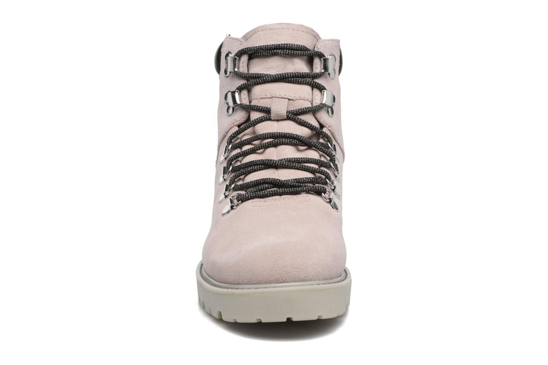 Bottines et boots Vagabond Kenova 4457-040 Rose vue portées chaussures