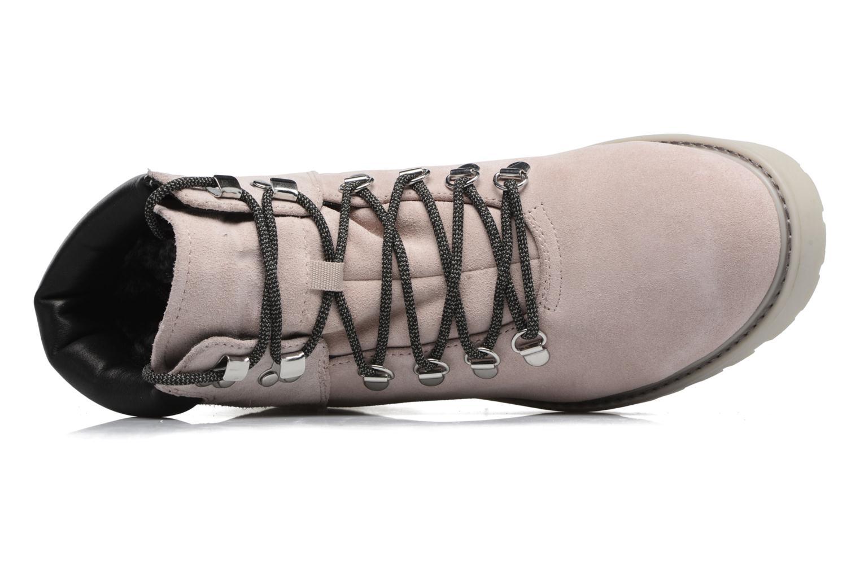Bottines et boots Vagabond Kenova 4457-040 Rose vue gauche