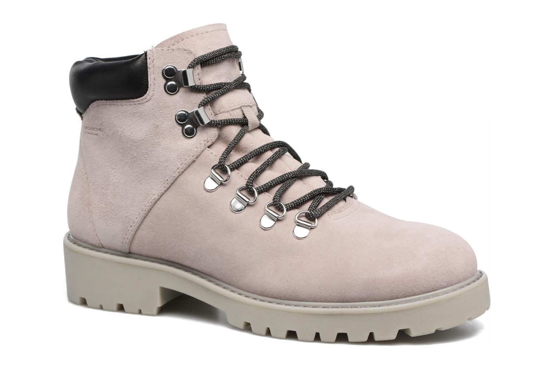 Bottines et boots Vagabond Kenova 4457-040 Rose vue détail/paire