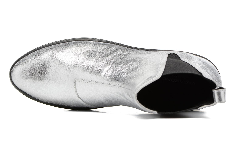 Bottines et boots Vagabond Camille 4445-083 Argent vue gauche