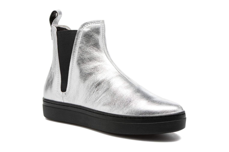 Bottines et boots Vagabond Camille 4445-083 Argent vue détail/paire