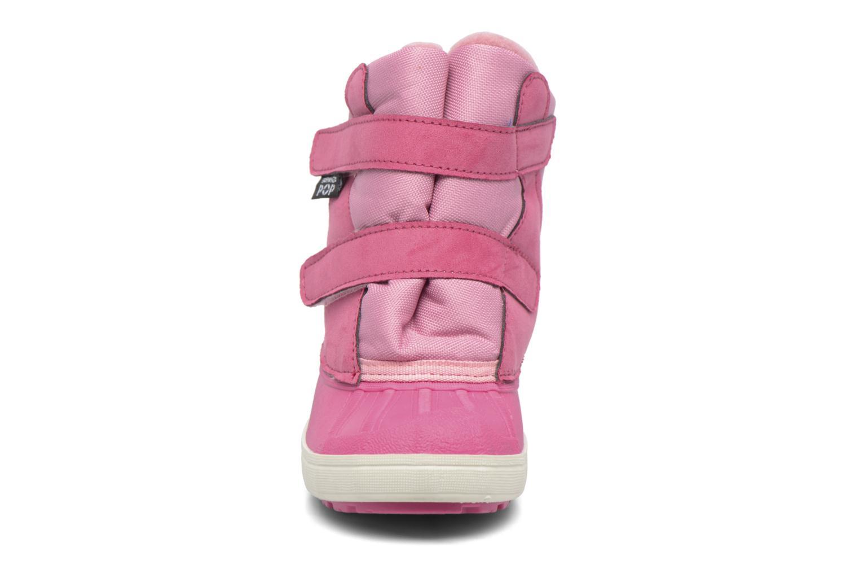 Chaussures de sport SARENZA POP VISNOW Rose vue portées chaussures