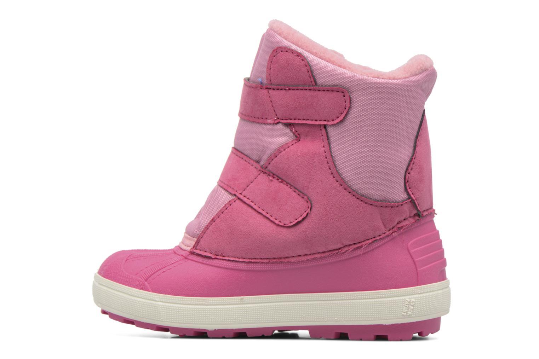 Sportschuhe SARENZA POP VISNOW rosa ansicht von vorne