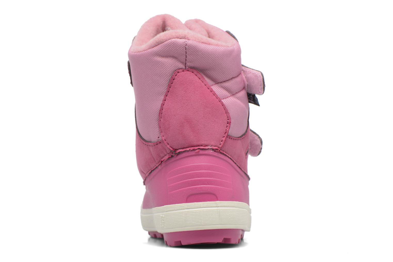 Sportschuhe SARENZA POP VISNOW rosa ansicht von rechts