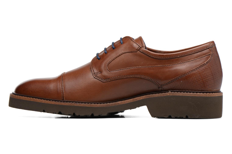 Chaussures à lacets Fluchos Cavalier 9527 Marron vue face