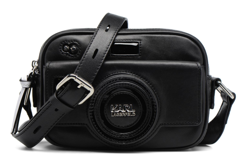 Sacs à main Karl Lagerfeld Camera Crossbody Noir vue détail/paire