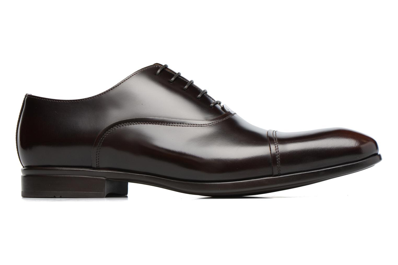 Chaussures à lacets Doucal's Oscar Marron vue derrière