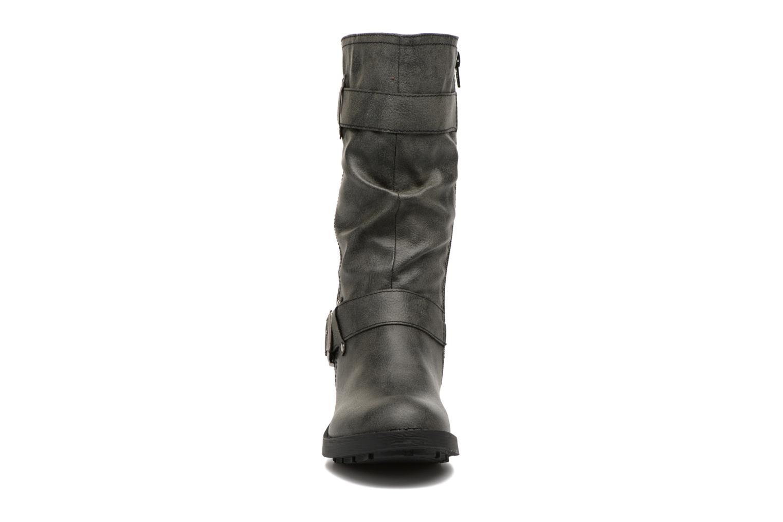 Bottes Rocket Dog Trumble Noir vue portées chaussures