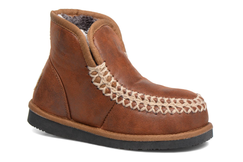 Boots en enkellaarsjes Fresas by Conguitos Elena Bruin detail