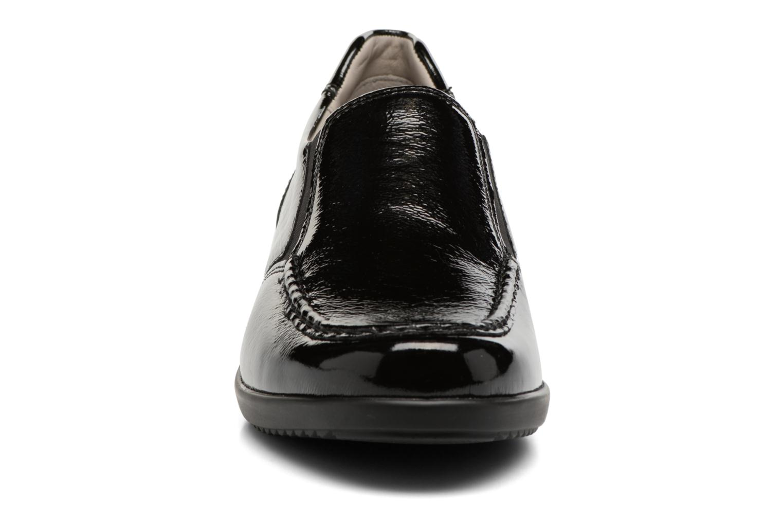 Mocassins Ara Zürich 40638 Noir vue portées chaussures