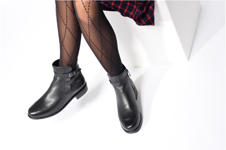 Bottines et boots Ara Liverpool 49565 Noir vue bas / vue portée sac