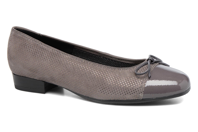 Zapatos promocionales Ara Bari 43708 (Gris) - Bailarinas   Cómodo y bien parecido