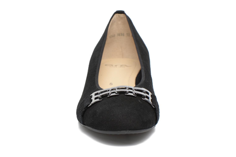 Ballerines Ara Bari 43791 Noir vue portées chaussures