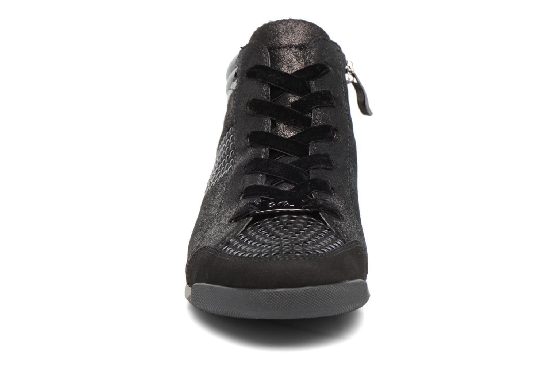Baskets Ara Rom Stf 44487 Noir vue portées chaussures