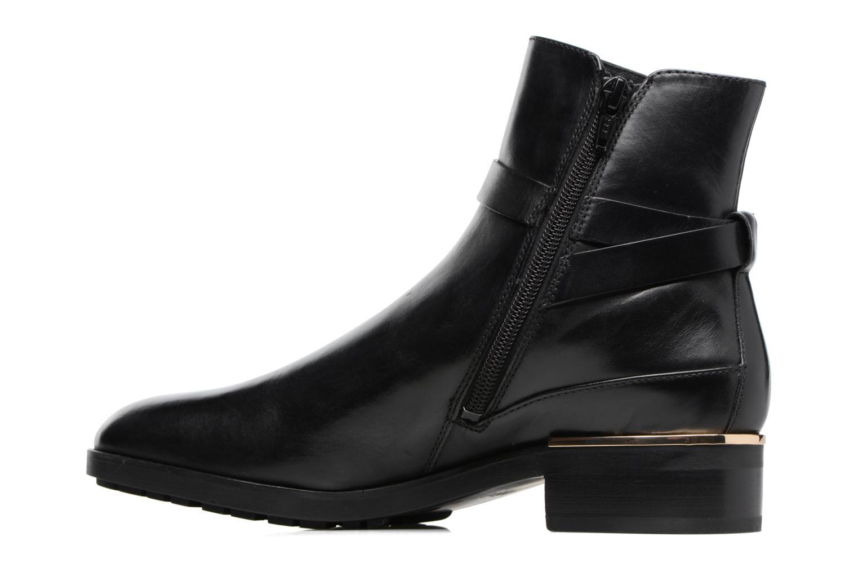 Bottines et boots HÖGL Zoé Noir vue face