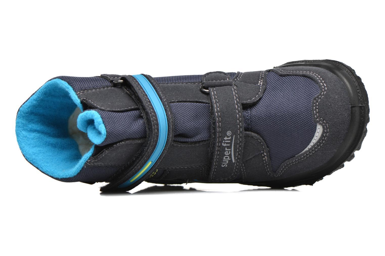 Sportschuhe Superfit HUSKY GTX 1 blau ansicht von links