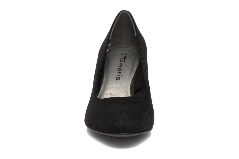 Escarpins Tamaris Meliana Noir vue portées chaussures
