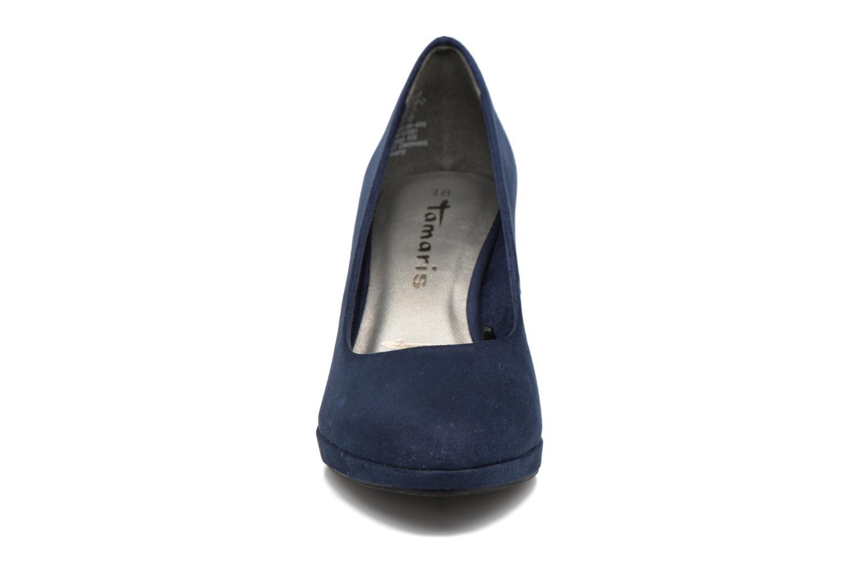 Zapatos de tacón Tamaris Miriel Azul vista del modelo
