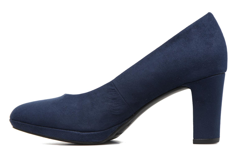 Zapatos de tacón Tamaris Miriel Azul vista de frente