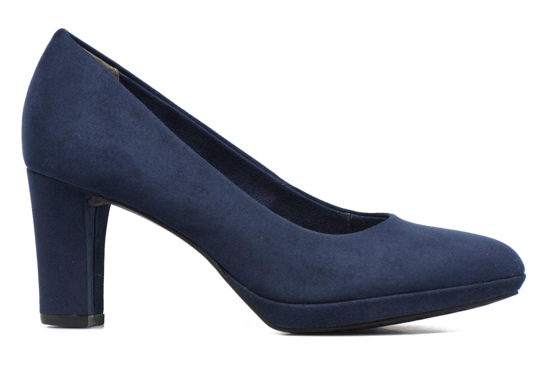 Zapatos de tacón Tamaris Miriel Azul vistra trasera