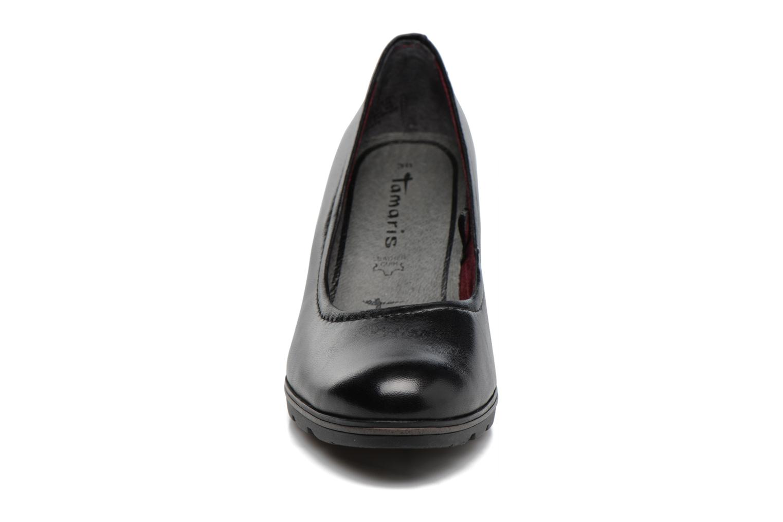 Escarpins Tamaris Oromé Noir vue portées chaussures