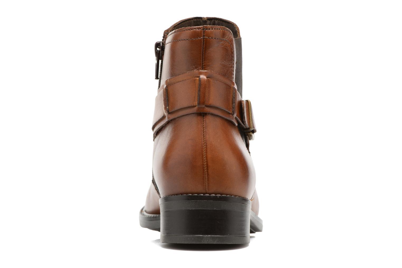 Bottines et boots Tamaris Artanis Marron vue droite