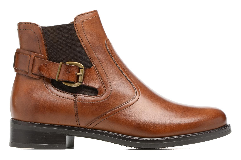 Bottines et boots Tamaris Artanis Marron vue derrière