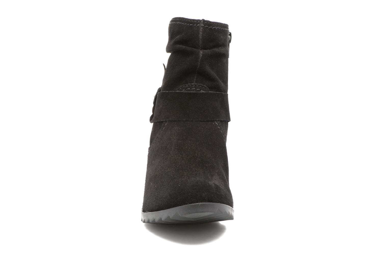 Bottines et boots Tamaris Ashana Noir vue portées chaussures