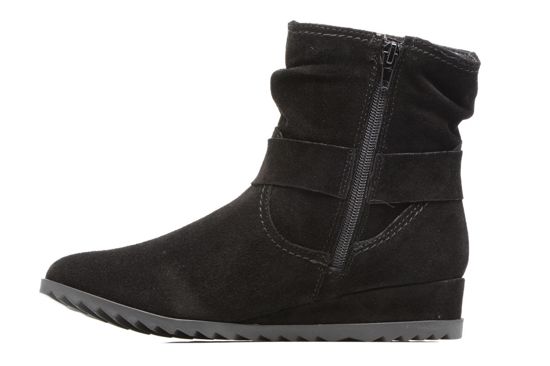 Bottines et boots Tamaris Ashana Noir vue face