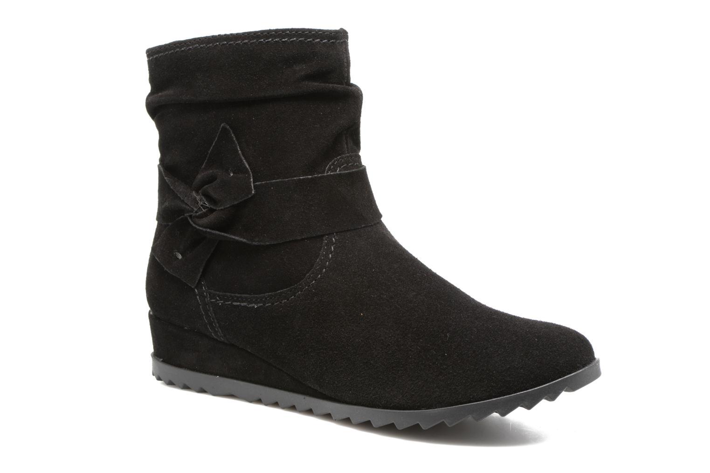 Bottines et boots Tamaris Ashana Noir vue détail/paire