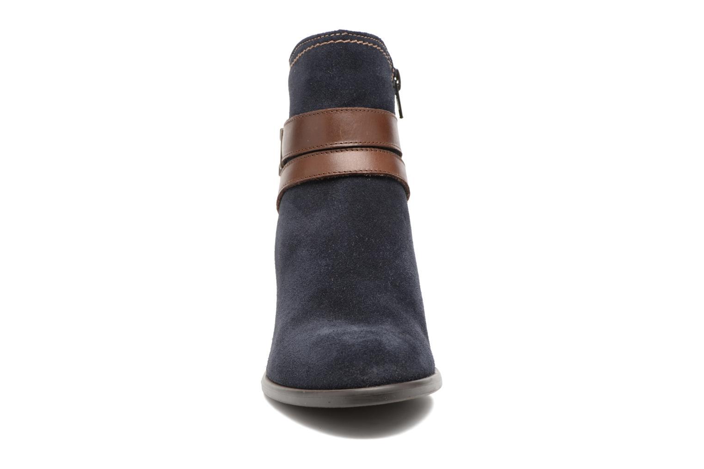 Bottines et boots Tamaris Athellen Bleu vue portées chaussures