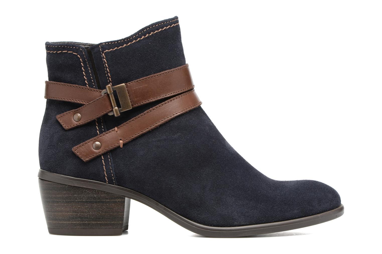 Bottines et boots Tamaris Athellen Bleu vue derrière