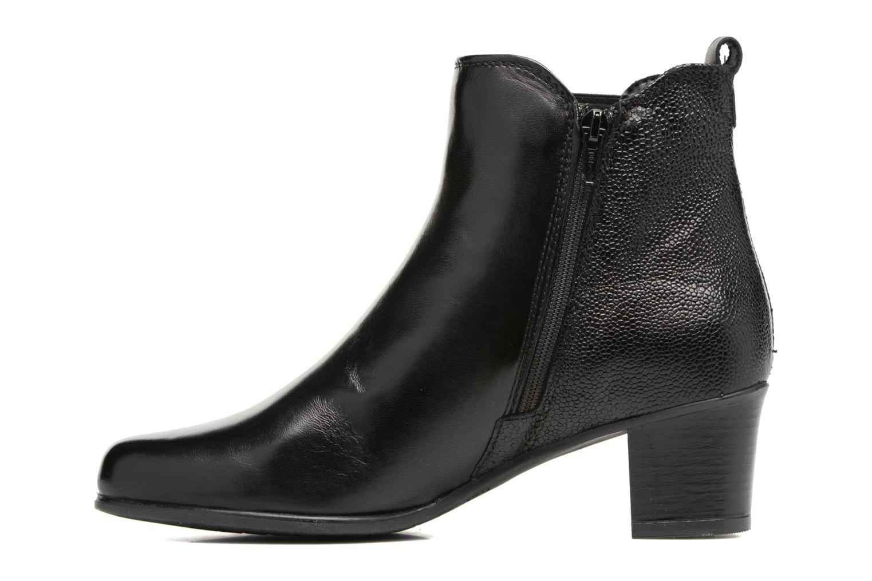 Bottines et boots Tamaris Elemire Noir vue face