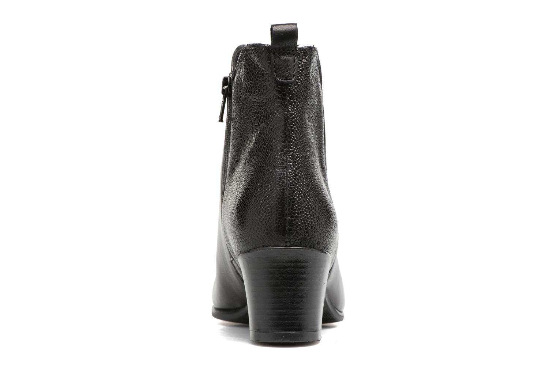Bottines et boots Tamaris Elemire Noir vue droite