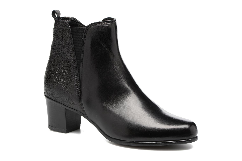 Bottines et boots Tamaris Elemire Noir vue détail/paire