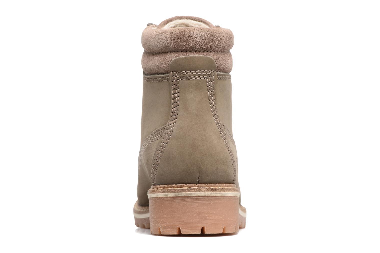 Bottines et boots Tamaris Estë Marron vue droite