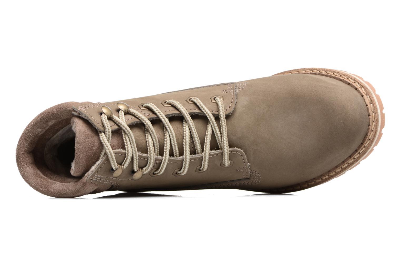 Bottines et boots Tamaris Estë Marron vue gauche