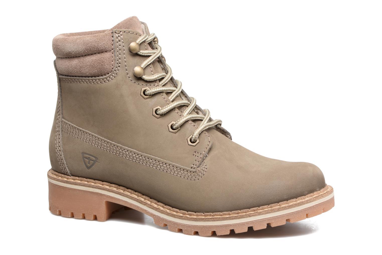 Bottines et boots Tamaris Estë Marron vue détail/paire