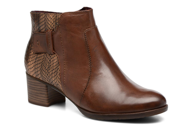 Bottines et boots Tamaris Gilgalad Marron vue détail/paire