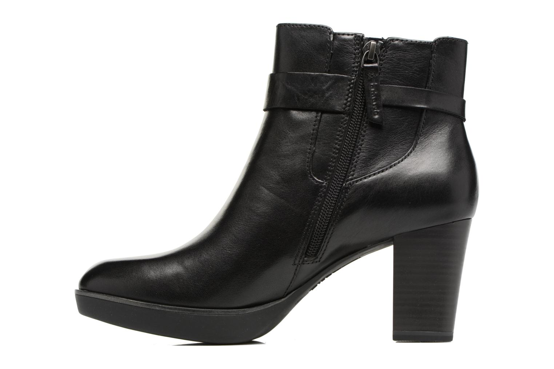 Bottines et boots Tamaris Heldaria Noir vue face