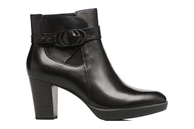 Boots en enkellaarsjes Tamaris Heldaria Zwart achterkant