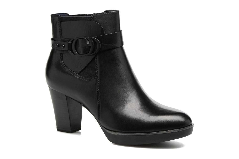 Boots en enkellaarsjes Tamaris Heldaria Zwart detail