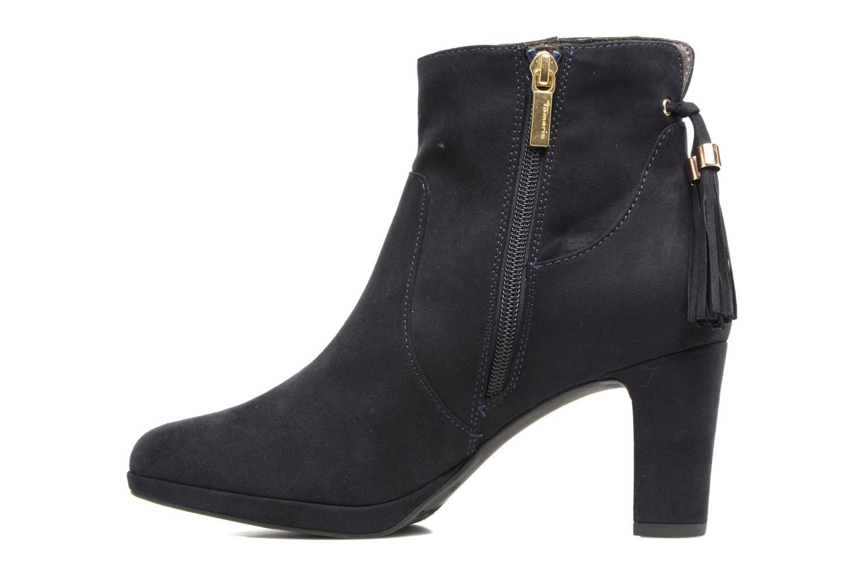 Bottines et boots Tamaris Ancala Bleu vue face