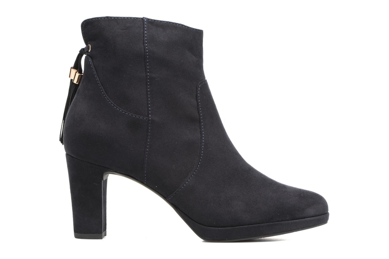 Bottines et boots Tamaris Ancala Bleu vue derrière
